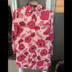 Kate Spade floral nightgown